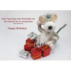 Geburtstag Geschenke jeden Tag