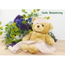 Gute Besserung Bär