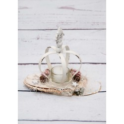 Krone Teelicht