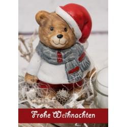 Weihnachten Bär