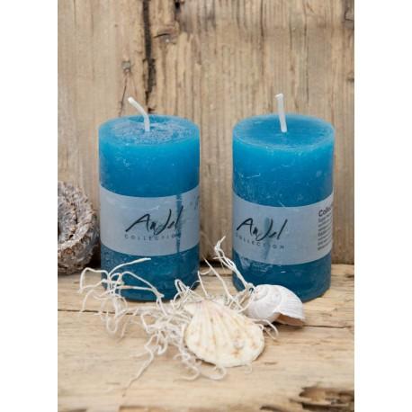 Kerzen blau