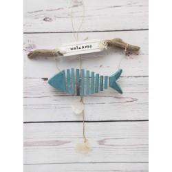 Hängedeko Fisch