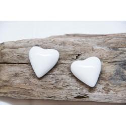 Mini Keramik Herzen