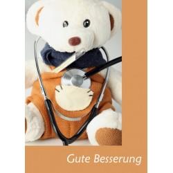 Gute Besserung Doktorbär