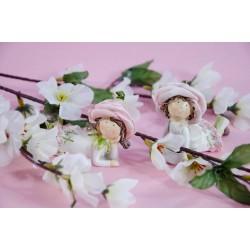 Tischset Blumenmädchen